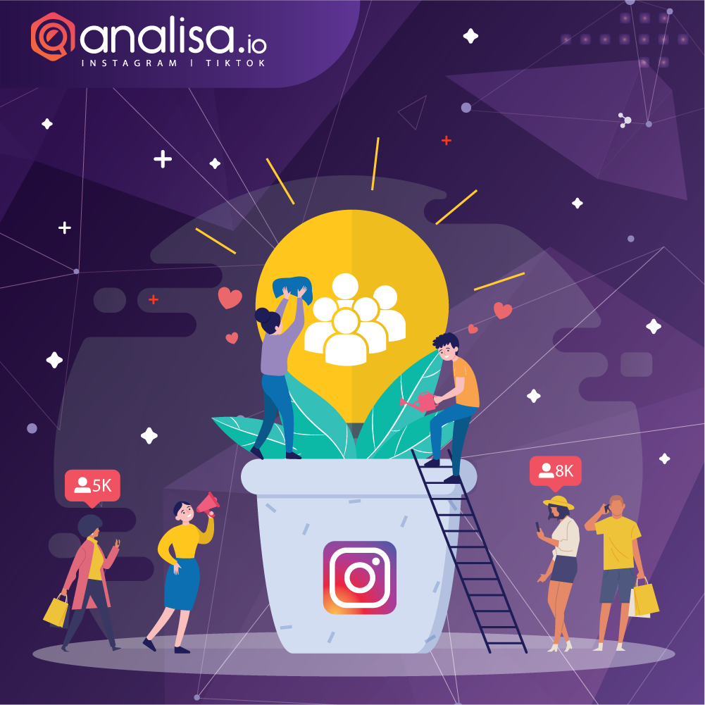3 Tips to Grow Instagram Followers