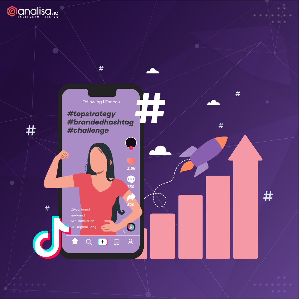 Top Strategies to Boost Your Brand by Using Branded Hashtag Challenge on TikTok