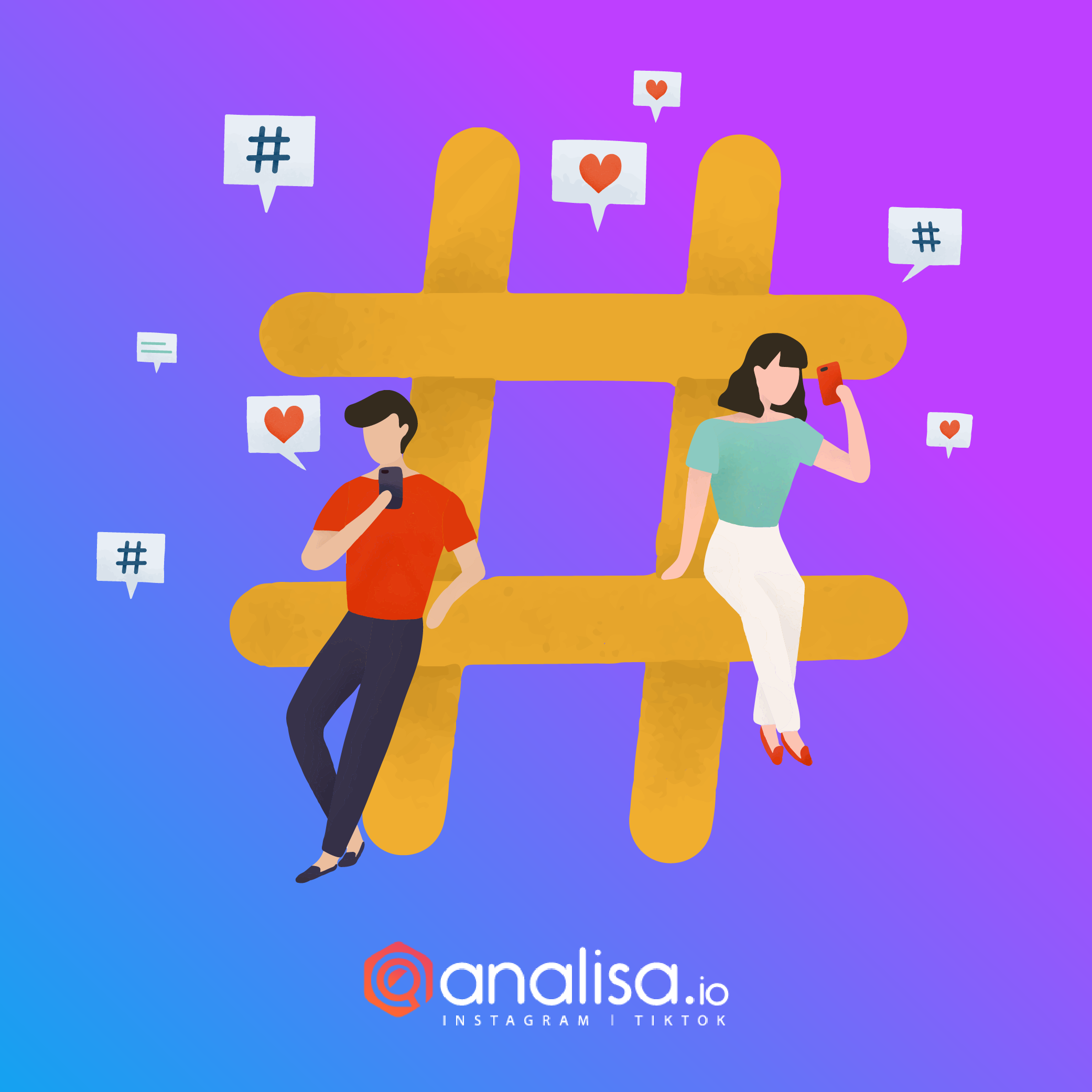 TikTok Hashtag Tips for your Brand